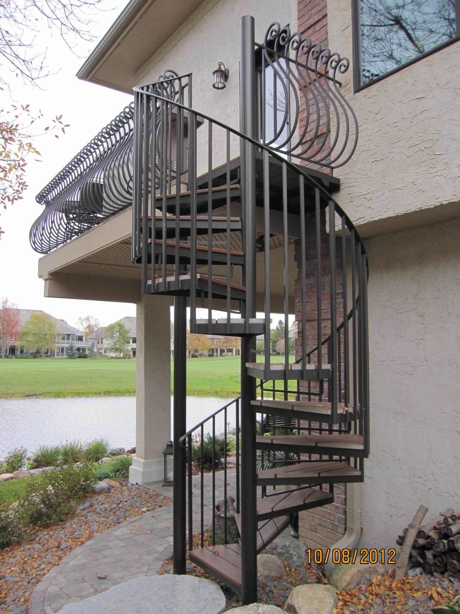 spiral staircases o 39 brien ornamental iron