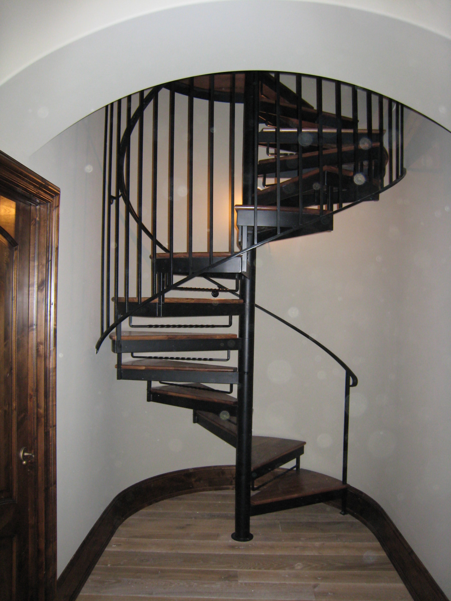 Wrought Iron Stair Parts Metal Stair Parts Obrien