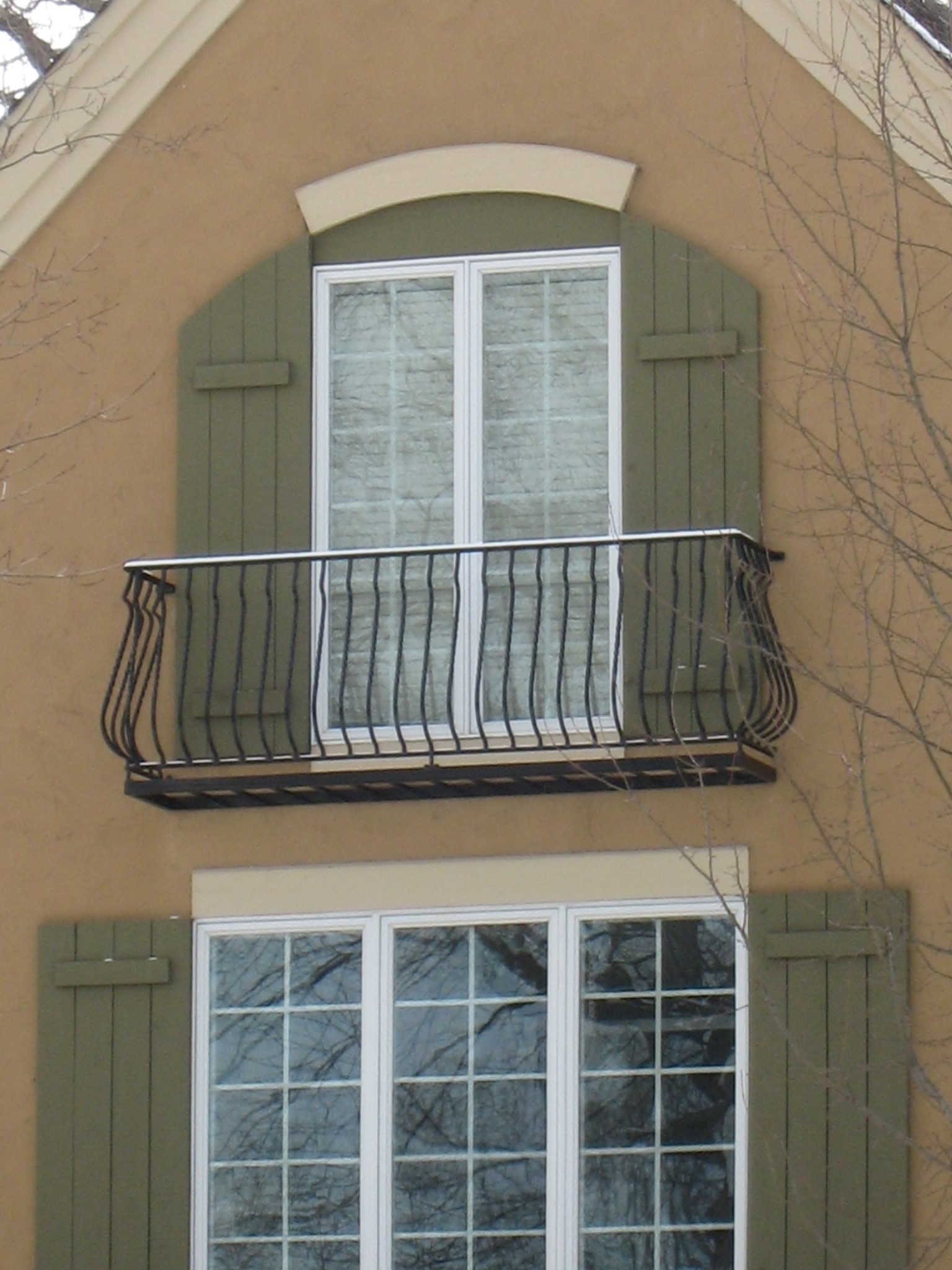 Juliette Balconies O Brien Ornamental Iron