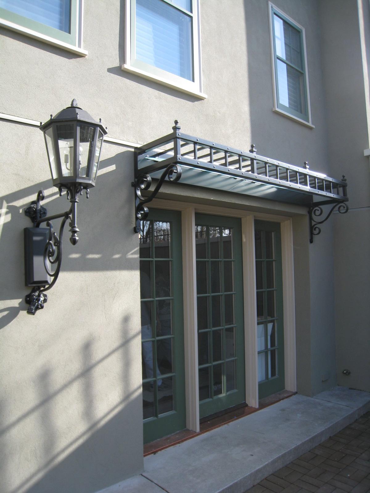 canopies awnings o 39 brien ornamental iron