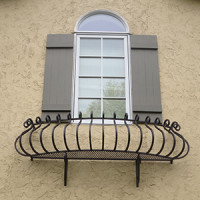 Window Boxes & Window Treatments